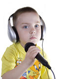 Portret van jongen 2 Royalty-vrije Stock Foto's