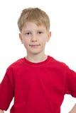 Portret van jongen. Stock Fotografie