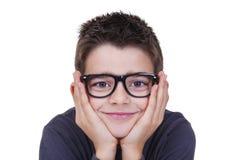 Portret van jongen Stock Afbeeldingen