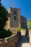 Portret van kasteel Stock Afbeelding