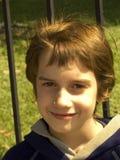 Portret van kind Stock Afbeeldingen