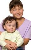 Portret van kinderen. Stock Afbeeldingen