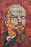 Portret van Lenin ` s royalty-vrije stock foto's