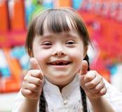 Portret van meisje Stock Foto's