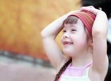Portret van meisje Royalty-vrije Stock Afbeeldingen
