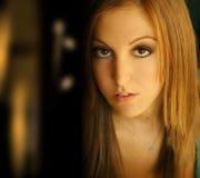 Portret van meisje Royalty-vrije Stock Afbeelding
