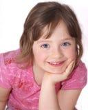 Portret van meisjes. Stock Foto's