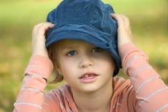 Portret van meisjes Royalty-vrije Stock Afbeeldingen