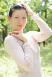 Portret van Mooi Meisje Royalty-vrije Stock Foto