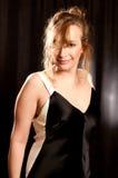 Portret van mooie vrouw 5 Royalty-vrije Stock Afbeeldingen