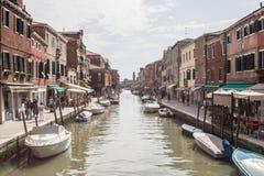 Portret van Murano, Venetië royalty-vrije stock fotografie