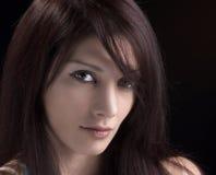 Portret van schoonheid Stock Foto's