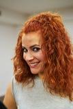 Portret van sportenmeisje Stock Foto's