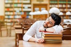 Portret van student stock fotografie