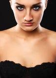 Portret van vrouw Royalty-vrije Stock Afbeelding