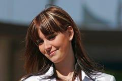 Portret van vrouwen Stock Fotografie