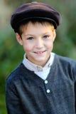Portret van weinig jongen Stock Afbeeldingen