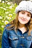 portret wiosna Obraz Stock