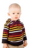 Portreta dziecka chłopiec Obrazy Royalty Free