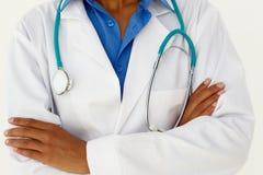 portreta medyczny profesjonalista Zdjęcie Royalty Free