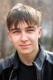 portreta nastolatek obraz royalty free