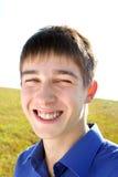 portreta nastolatek Obrazy Stock