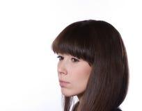 portreta piękny nastolatek Obraz Stock