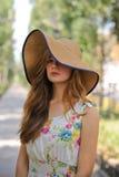 Portreta Ukraina dziewczyna Fotografia Stock