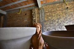 Portrety świat Sergipe Brazylia fotografia stock