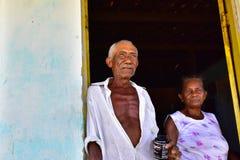 Portrety słowo Alagoas Brazylia fotografia stock