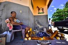 Portrety słowo Sergipe Brazylia zdjęcie stock