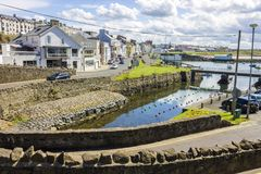 Portrush, Βόρεια Ιρλανδία Στοκ φωτογραφία με δικαίωμα ελεύθερης χρήσης