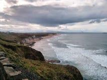 Portrush, Ιρλανδία Στοκ φωτογραφία με δικαίωμα ελεύθερης χρήσης