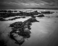 Portrush Irlanda del Norte imagenes de archivo