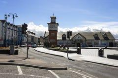 Portrush, Noord-Ierland stock foto's