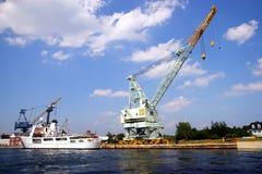 Ports Royalty Free Stock Photo