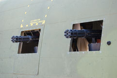 Ports de canon fantasmagoriques Image stock