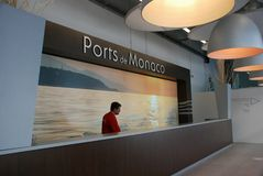 Ports de Monaco Stock Photos