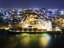 Ports maritimes de paysage le temps de jour photos libres de droits