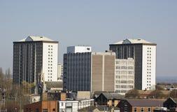 Portsea flats, Portsmouth, Hampshire Royalty Free Stock Images