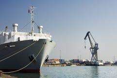 portship Arkivfoto