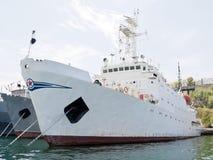 portships Royaltyfri Bild