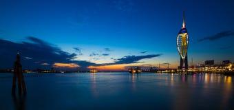 portsmouth Obraz Royalty Free