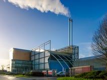 Portsmouth energetycznego wyzdrowienia łatwość Fotografia Royalty Free