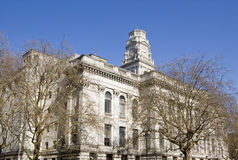 Portsmouth Guildhall, Hampshire Stock Photo