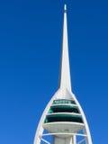 PORTSMOUTH, HAMPSHIRE/UK - NOVEMBER 2 : Spinnaker building in Po Stock Photo