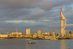 Portsmouth Harbour Stock Photography