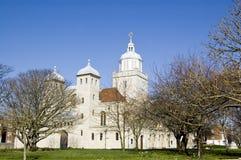 Portsmouth Katedra Zdjęcia Royalty Free