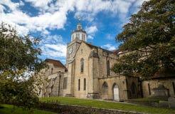 Portsmouth-Kathedrale Stockfotografie