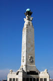 Portsmouth Naval Memorial, Southsea Royalty Free Stock Photos